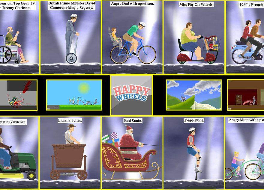 download happy wheels full version free offline
